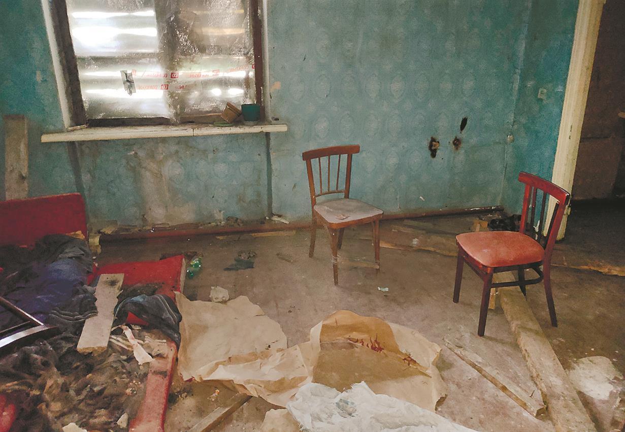 Проклятие призрачной квартиры