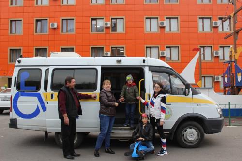 К концу текущего года социальное такси будет действовать во всех муниципалитетах Донского региона