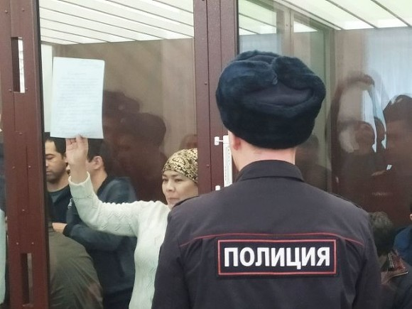 Десяти приговоренным за теракт в метро Петербурга сократили сроки заключения