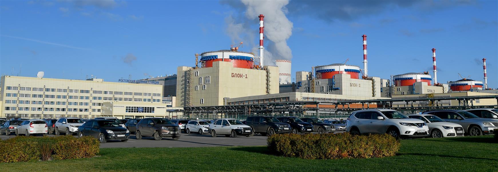 Ростовские атомщики начали производить кислород для ковидных госпиталей