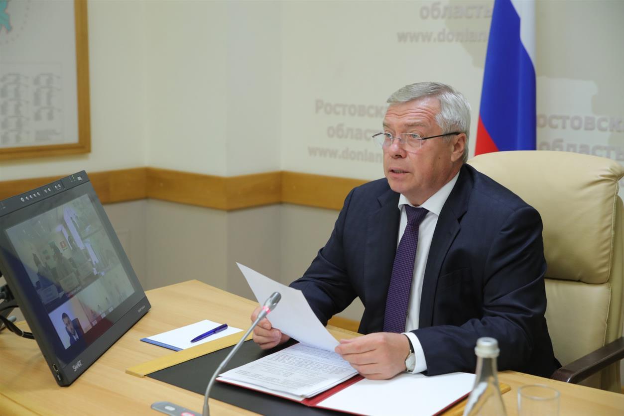 Василий Голубев поручил обеспечить безопасность на предстоящих выборах