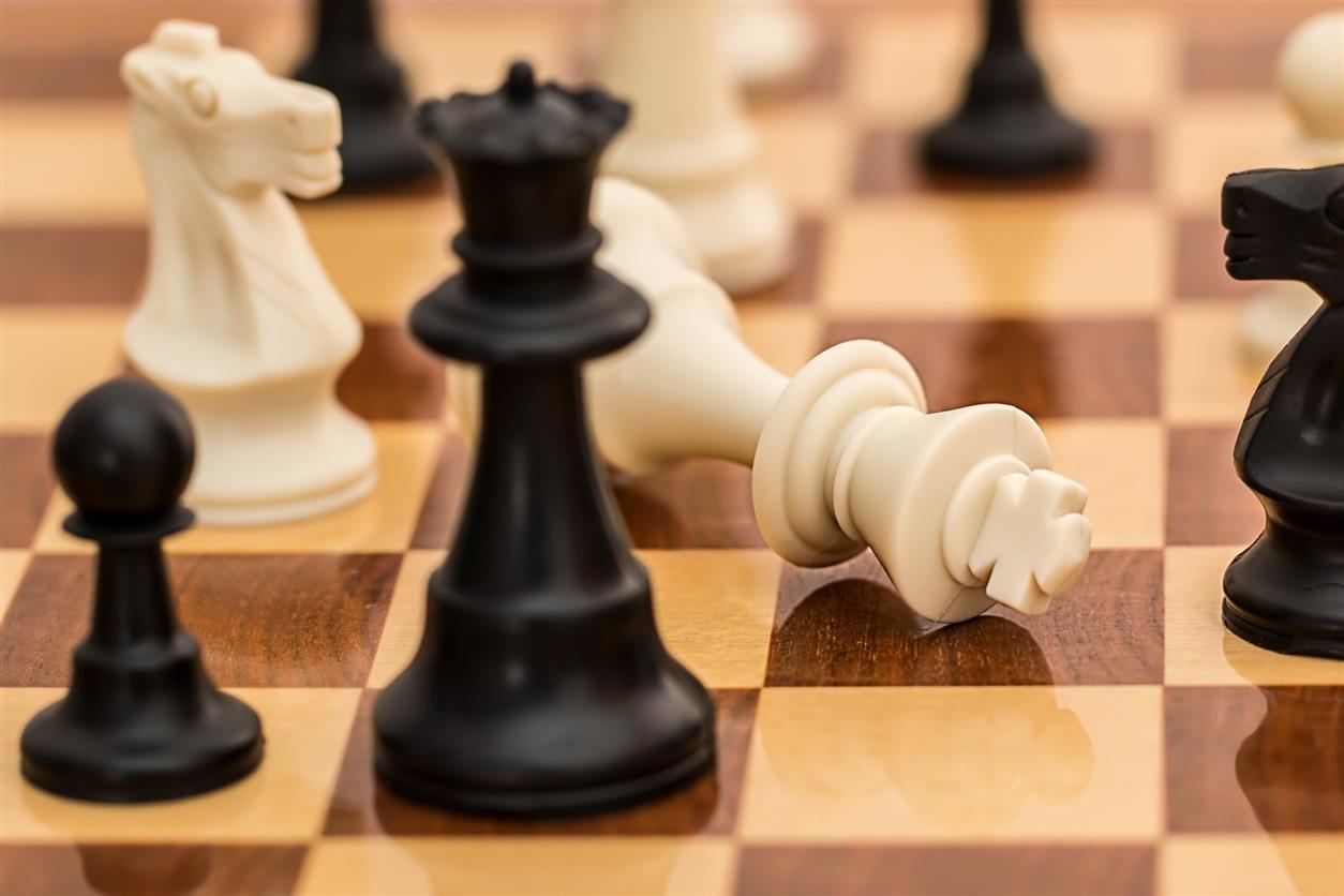 Хотим играть в шахматы