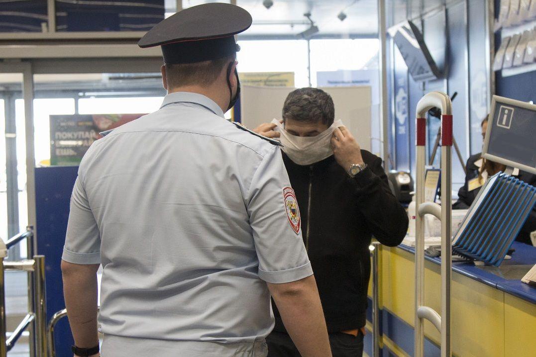 В Ростовской области усилился контроль полиции над соблюдением ограничительных мер