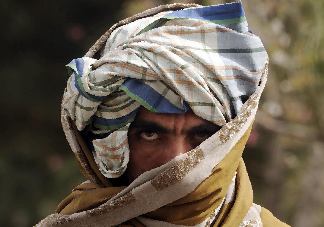 Афганистан пал под натиском талибов