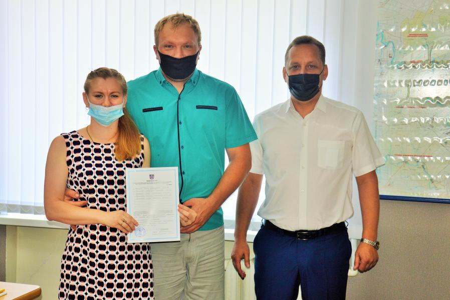 Государственная поддержка молодых семей в вопросах приобретения жилья реализуется в Белокалитвинском районе