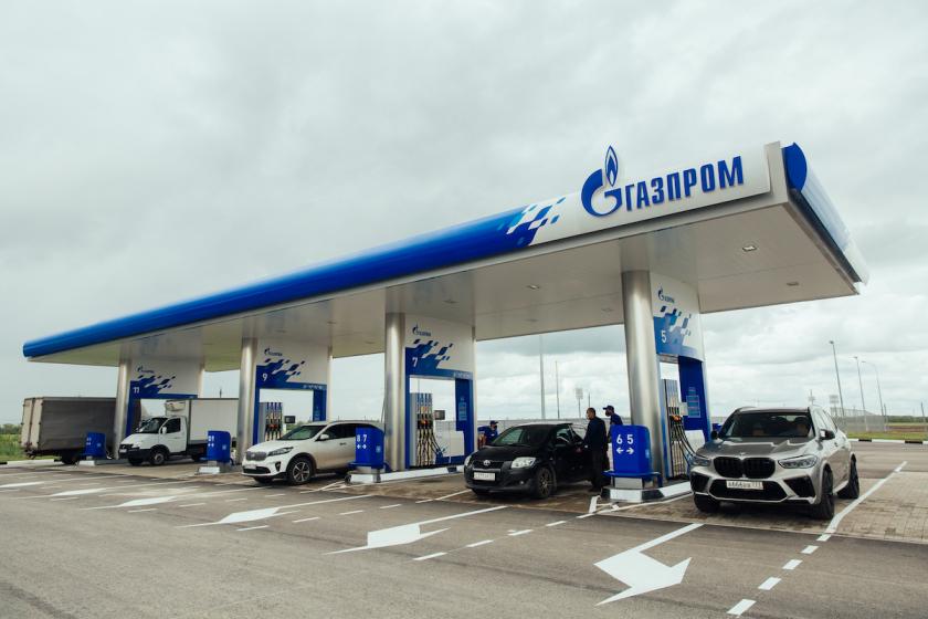 В Белокалитвинском районе появится новая газовая заправка