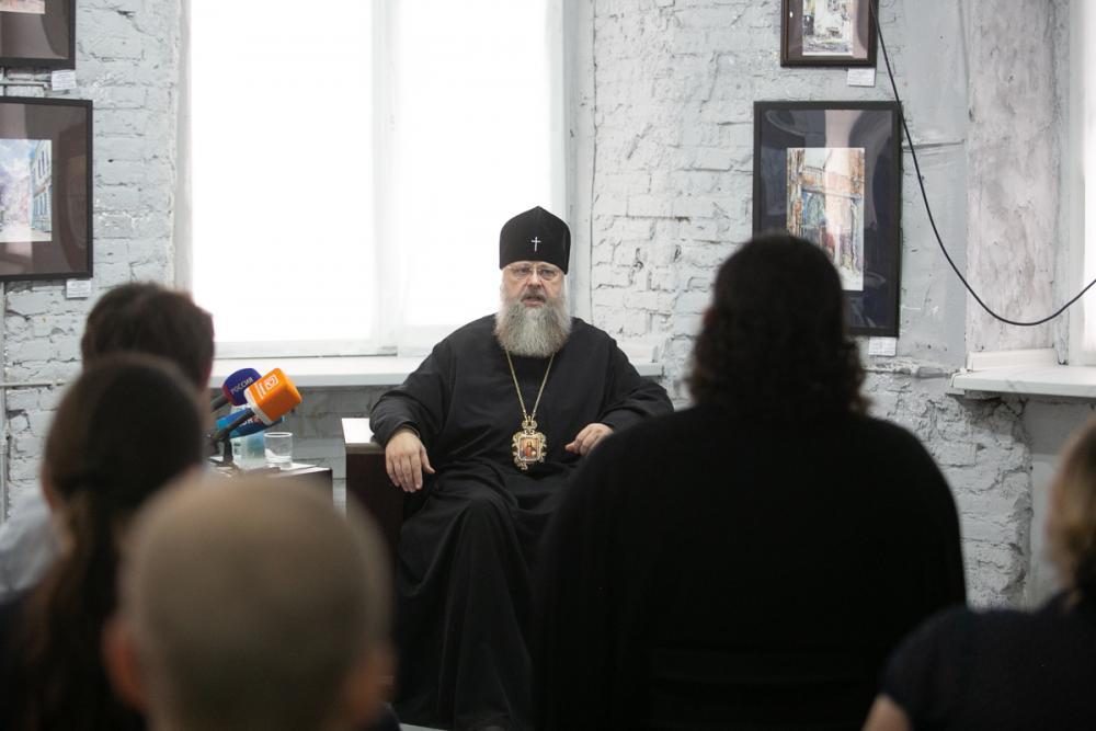 Митрополит Меркурий: «Ростове нужно закладывать еще 10 храмов»