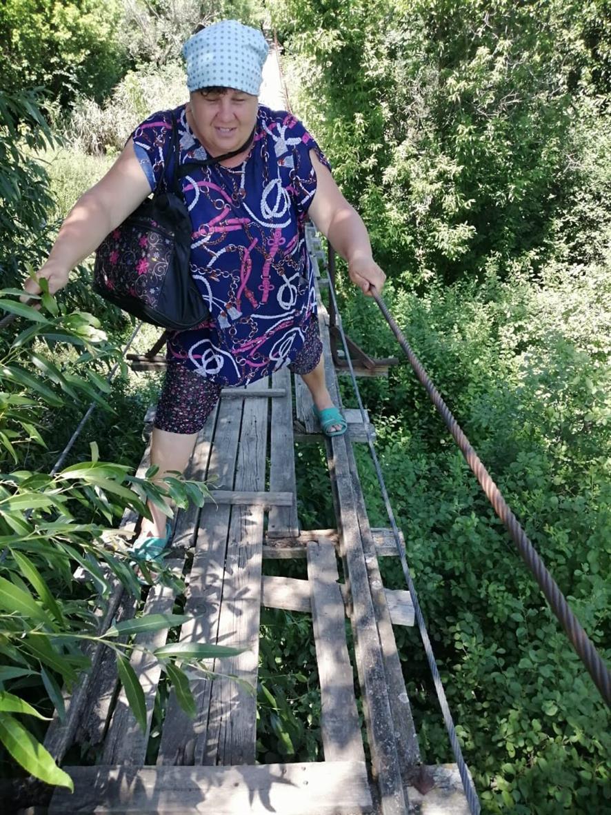 Через Кундрючью путь опасен