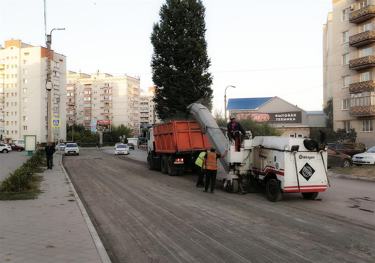 Будет меньше ям на улицах Белой Калитвы