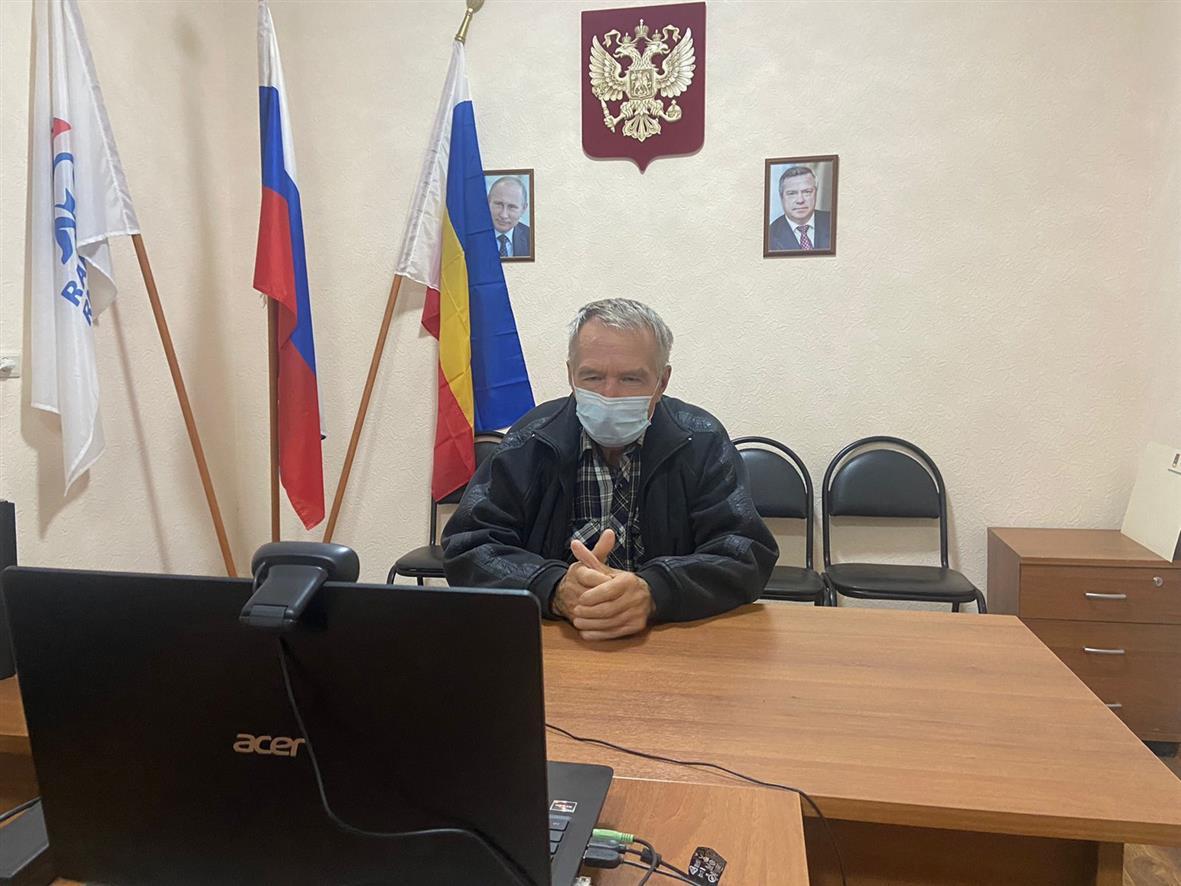 Ольга Мельникова 6 сентября провела прием граждан по личным вопросам