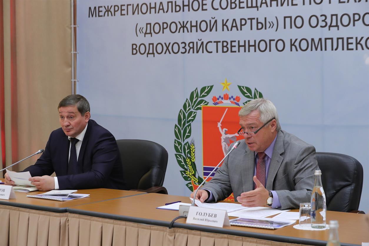 Ростовская и Волгоградская области объединят усилия для сохранения донского бассейна