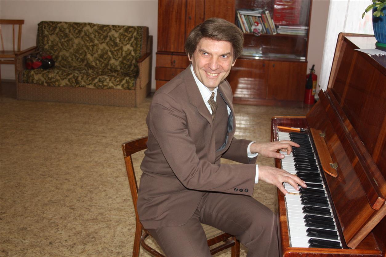 Композитор, музыкант и исполнитель