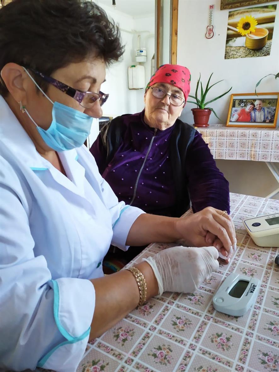 Пожилые жители Богураевского сельского поселения информированы о профилактике инфекций