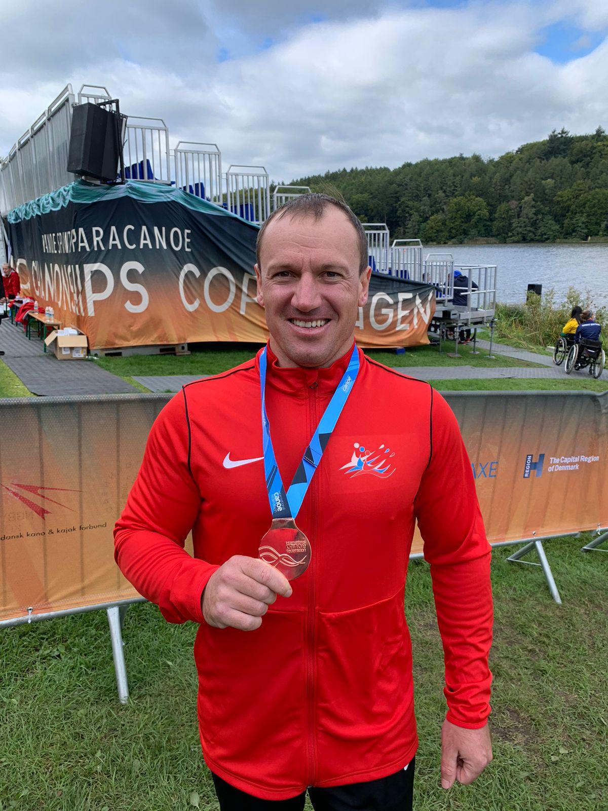 Михаил Павлов посвятил бронзу на чемпионате мира Белой Калитве