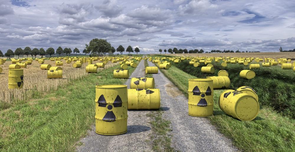Новое хранилище радиоактивных отходов построят в Ростовской области в 2023 году