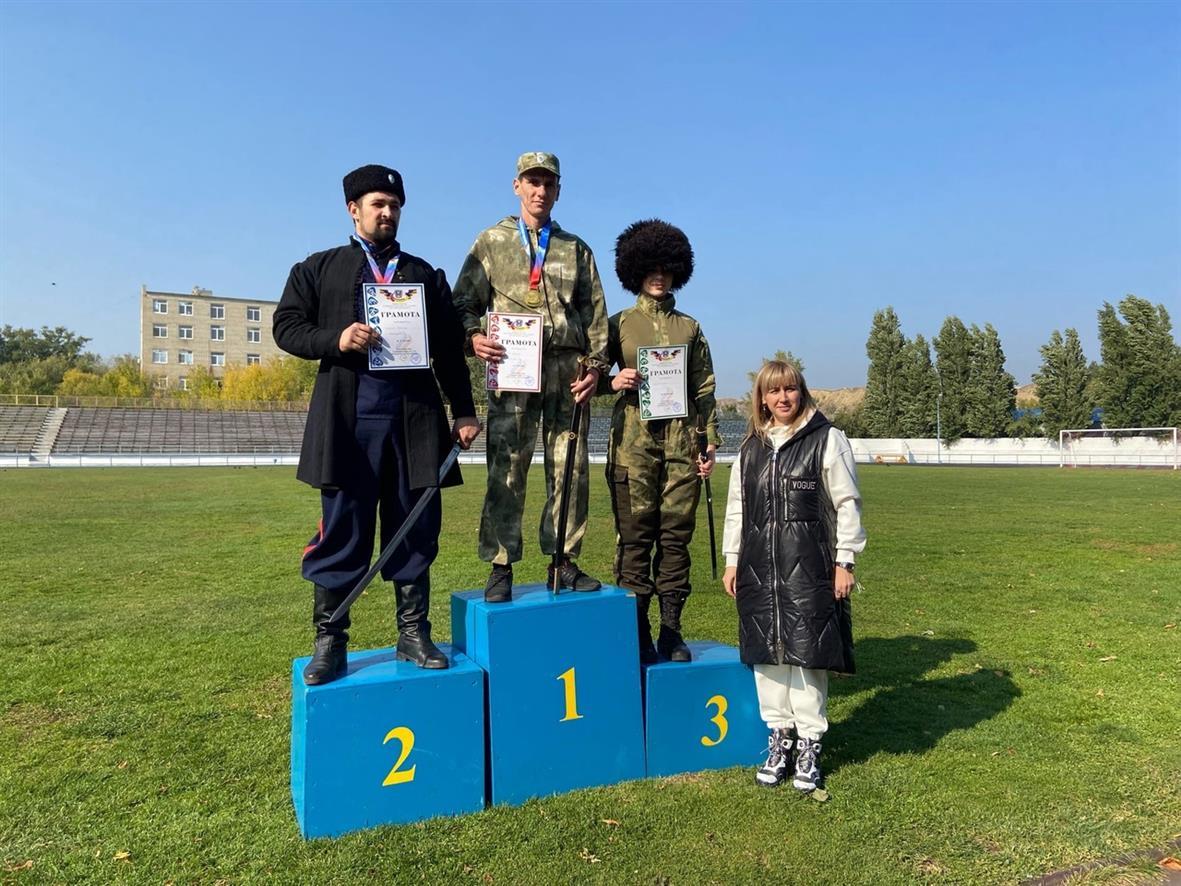 Состоялся зональный этап «Спартакиады Дона – 2021»