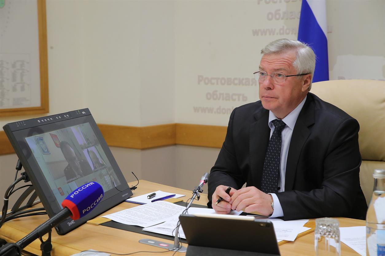 Ужесточение санитарных мер в Ростовской области возможно, но локдаун пока не планируется