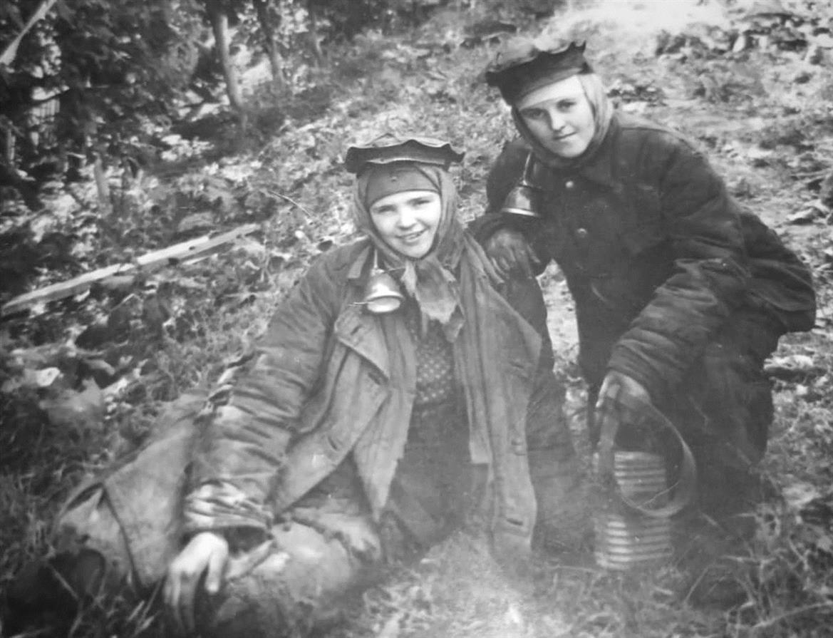 Героическая молодость жительницы Ясногорки