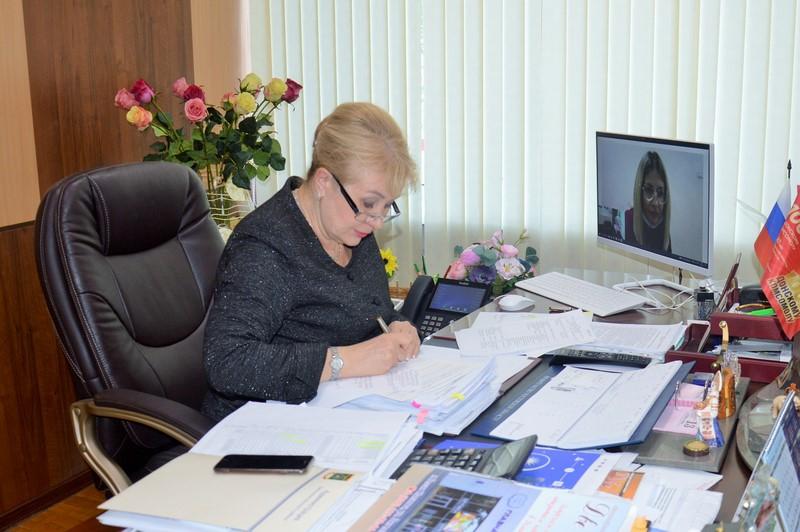 Состоялся очередной прием жителей Белокалитвинского района главой администрации
